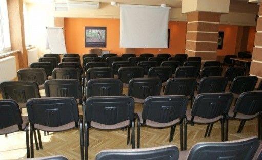 zdjęcie sali konferencyjnej, Białostocki Ośrodek Sportu i Rekreacji , Białystok