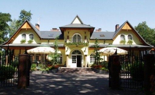 Hotel Leśny Dwór z Centrum Kongresowo-Sportowym