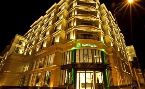 Holiday Inn Łódź