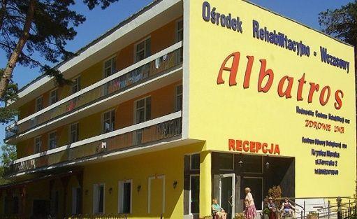 Ośrodek Wczasowy Albatros