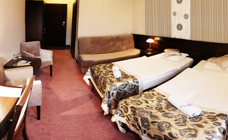 Hotel *** Rubbens & Monet Centrum Hotelowo Konferencyjne / 5