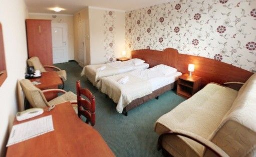 Hotel *** Rubbens & Monet Centrum Hotelowo Konferencyjne / 4