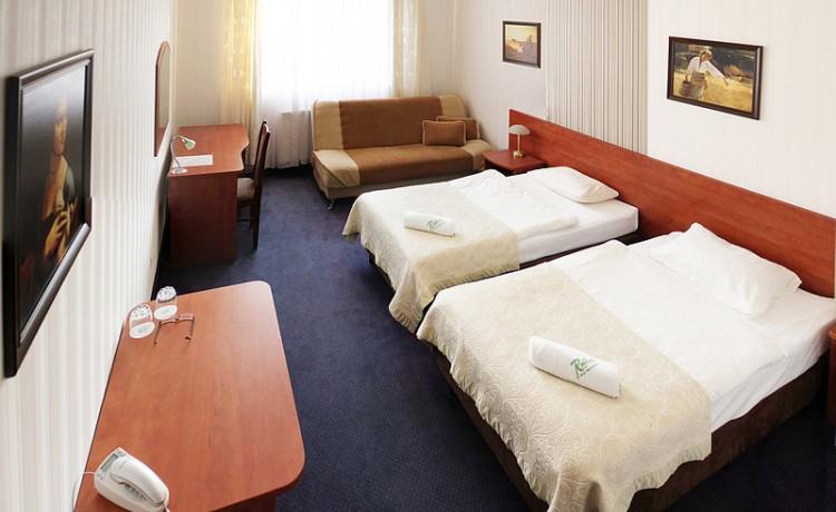 Hotel *** Rubbens & Monet Centrum Hotelowo Konferencyjne / 3