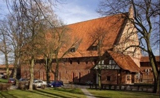 Zamek Malbork - Ośrodek konferencyjny Karwan