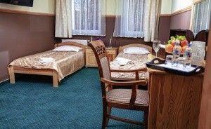 zdjęcie pokoju, Stary Młyn, Żory