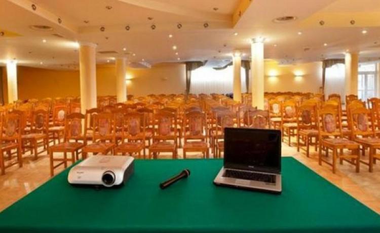 zdjęcie sali konferencyjnej, Bobrowa Dolina, Białystok