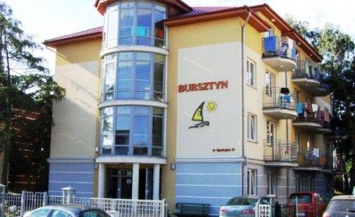 Ośrodek Wczasowo - Rehabilitacyjny Bursztyn