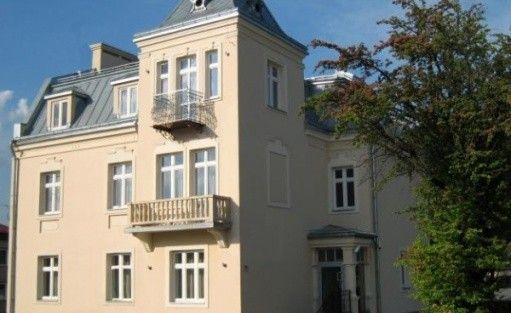 zdjęcie obiektu, Pensjonat Villa Neve, Ustrzyki Dolne