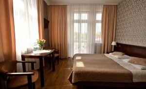 zdjęcie pokoju, Pensjonat Villa Neve, Ustrzyki Dolne