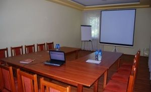 zdjęcie sali konferencyjnej, Centrum bankietowo - Konferencyjne Park na Wojskiego, Marki