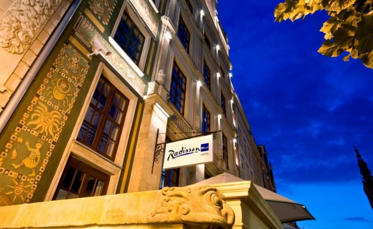 Hotel ***** Radisson Blu Gdańsk  / 1