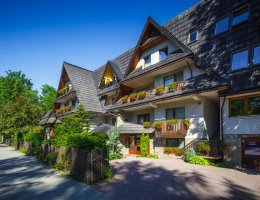 Hotel Czarny Potok***