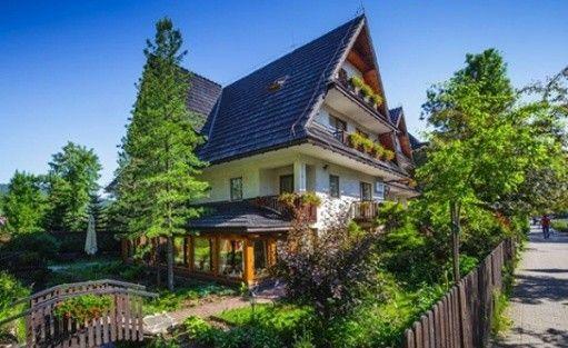 zdjęcie obiektu, Hotel Czarny Potok***, Zakopane