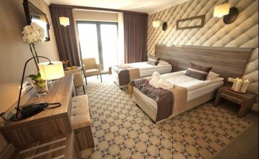zdjęcie pokoju, Hotel Mistral Sport****, Gniewino