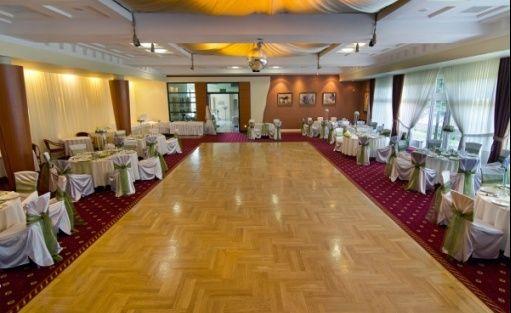 zdjęcie sali konferencyjnej, Hotel Falko, Gdynia