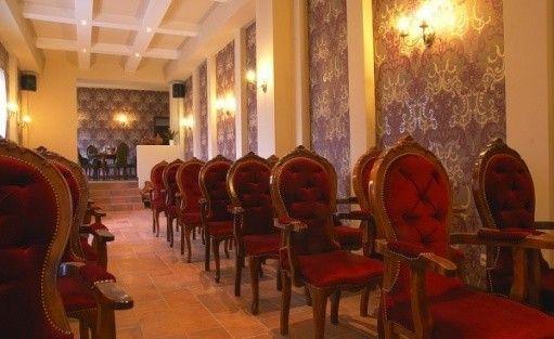 zdjęcie sali konferencyjnej, Restauracja Black Club, Tychy