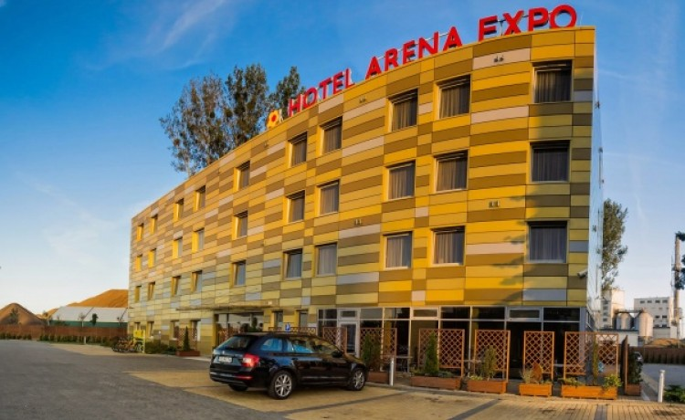 Hotel Arena Gdańsk