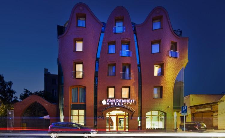 Hotel *** Hotel Fahrenheit  / 3