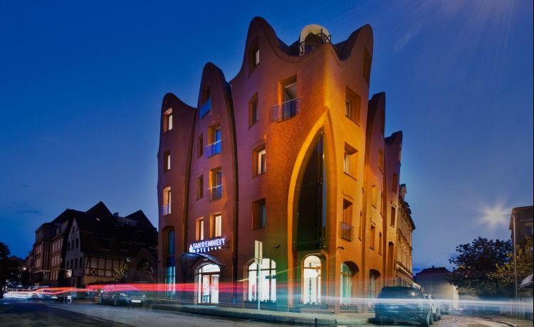 Hotel *** Hotel Fahrenheit  / 1