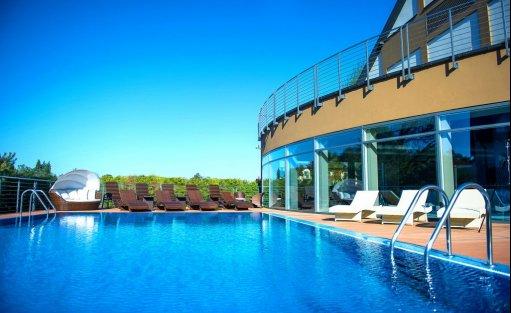 Hotel **** Tristan Hotel & SPA**** / 1