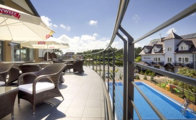 zdjęcie obiektu, Tristan Hotel & SPA****, Kąty Rybackie