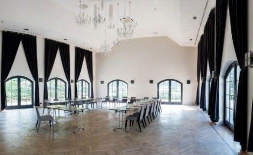 zdjęcie sali konferencyjnej, Pałac Jugowice LUXURY HOTEL ****, Jugowice