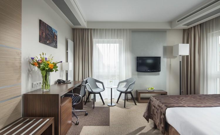Hotel **** Best Western Plus Hotel Arkon Park Gdańsk  / 20