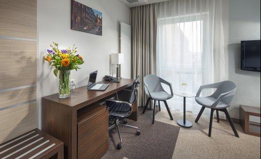 Hotel **** Best Western Plus Hotel Arkon Park Gdańsk  / 23