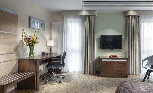 Hotel **** Best Western Plus Hotel Arkon Park Gdańsk  / 33