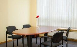 zdjęcie sali konferencyjnej, Górnośląska Agencja Promocji Przedsiębiorczości SA, Katowice