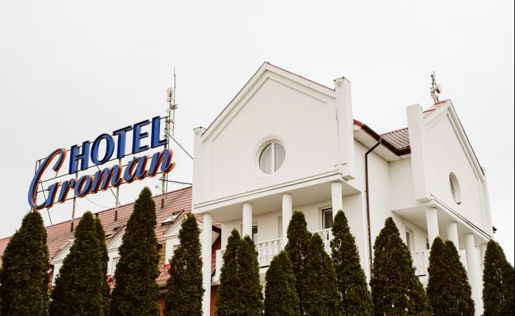 Hotel *** Hotel GROMAN / 1