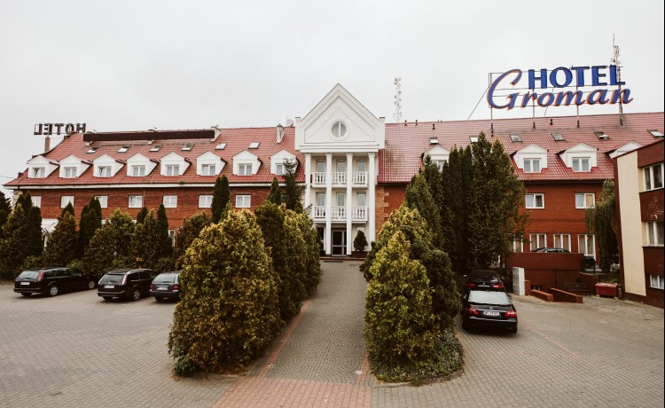 Hotel *** Hotel GROMAN / 7