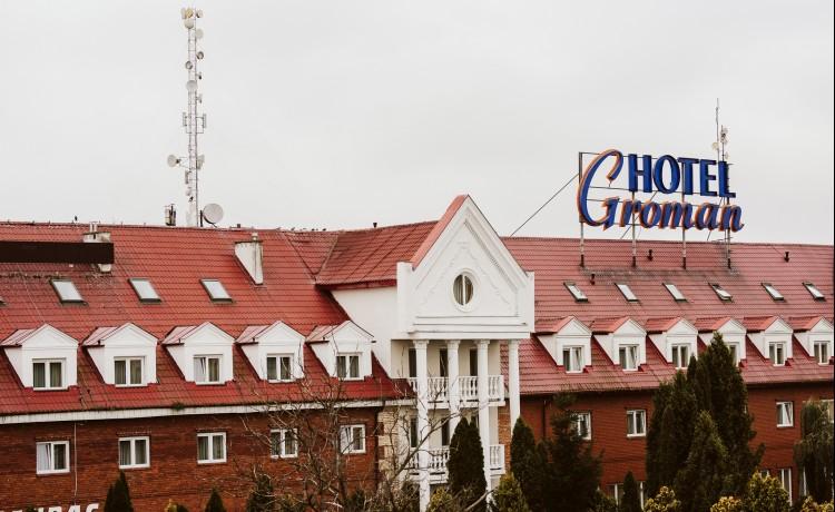 Hotel *** Hotel GROMAN / 4