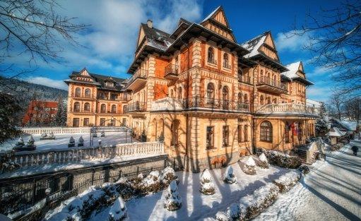 Hotel **** Grand Hotel Stamary **** / 0