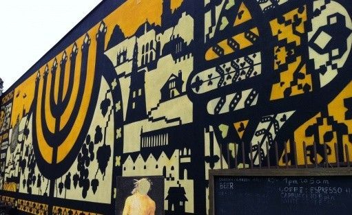 Wyjątkowe miejsce Żydowskie Muzeum Galicja  / 1