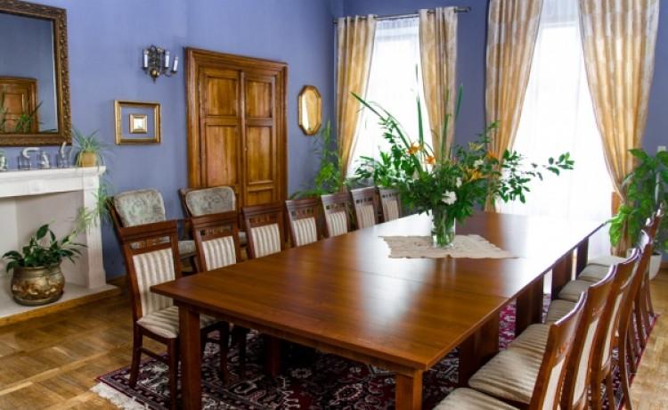 zdjęcie sali konferencyjnej, Dwór Zbożenna , Przysucha