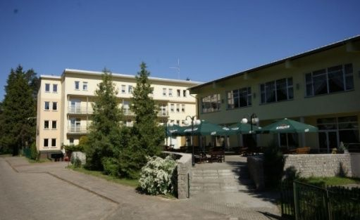 zdjęcie obiektu, Centrum Konferencyjno Bankietowe Knieja w Supraślu, Supraśl