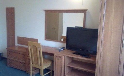 zdjęcie pokoju, Centrum Konferencyjno Bankietowe Knieja w Supraślu, Supraśl