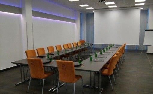 zdjęcie sali konferencyjnej, Hotel Centrum 4*, Kraków