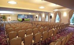 zdjęcie sali konferencyjnej, Hotel Activa, Krynica-Zdrój
