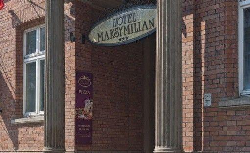 zdjęcie obiektu, Hotel Maksymilian, Kraków