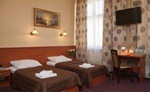 zdjęcie pokoju, Hotel Maksymilian, Kraków