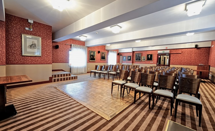 Hotel *** Hotel Modrzewiówka / 1