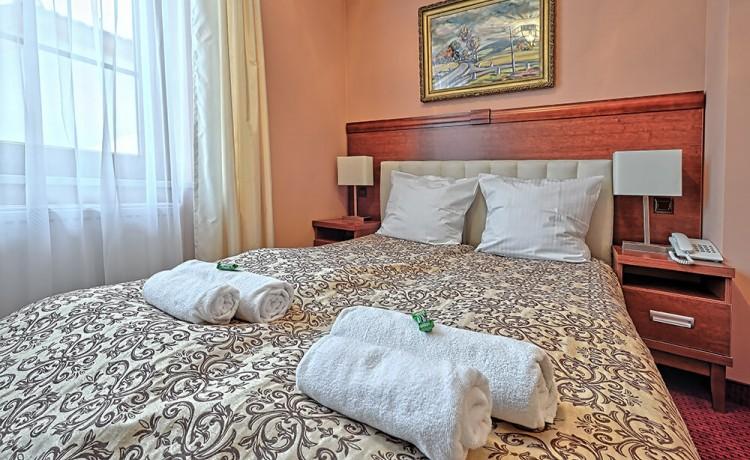 Hotel *** Hotel Modrzewiówka / 2