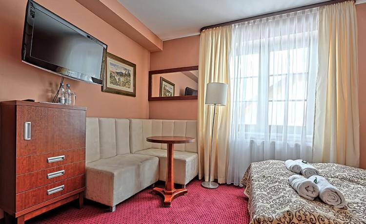 Hotel *** Hotel Modrzewiówka / 9