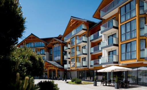 Hotel **** BUKOVINA Resort / 1