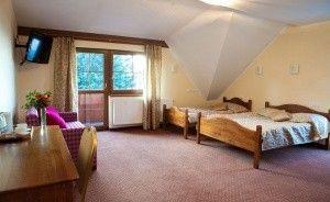 zdjęcie pokoju, Hotel Beskidzki Raj, Stryszawa/Zawoja Przysłop