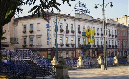 Hotel *** Hotel Europejski Kraków / 0