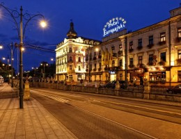 Hotel Europejski Kraków