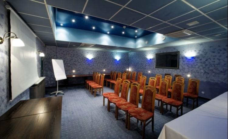 zdjęcie sali konferencyjnej, Hotel Orient, Kraków